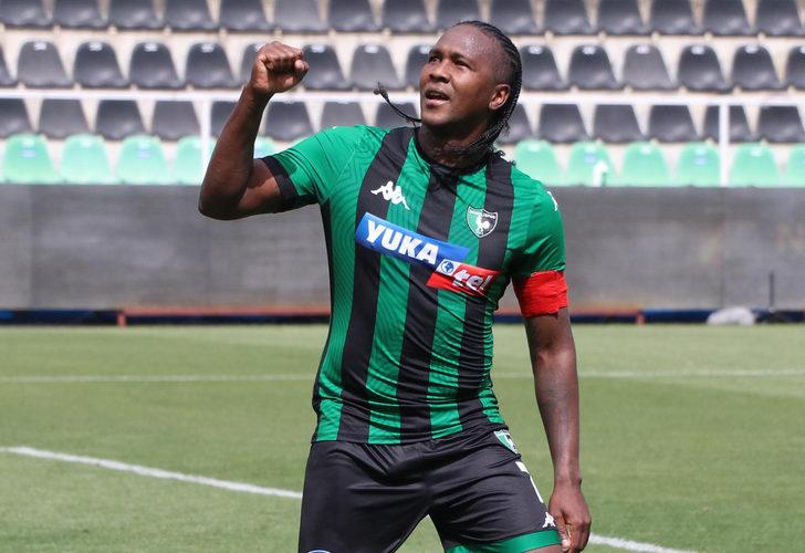 Hugo Rodollega, Bahia'ya transfer oldu