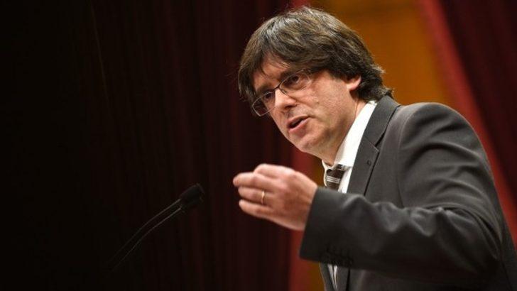 Katalonya lideri Carles Puigdemont: Referandumdan çıkan sonucu uygulamak zorundayız
