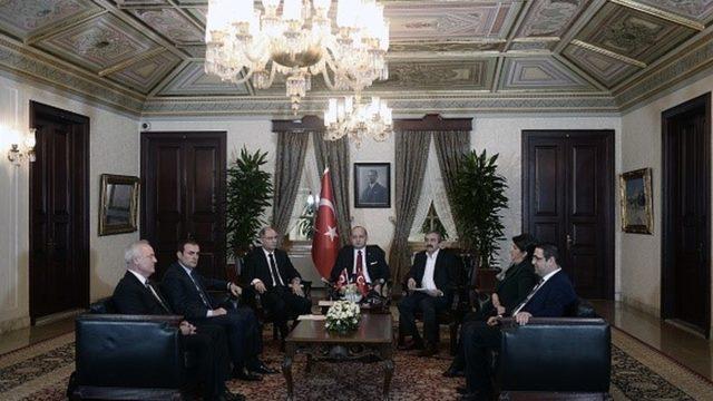 Dolmabahçe Mutabakatı, 28 Şubat 2015'te açıklandı