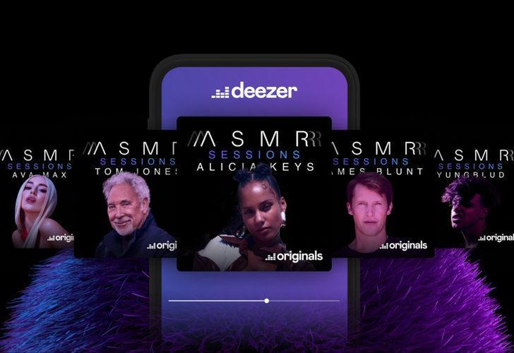 Müzik yıldızları ASMR Sessions ile hayranlarına ulaşıyorlar