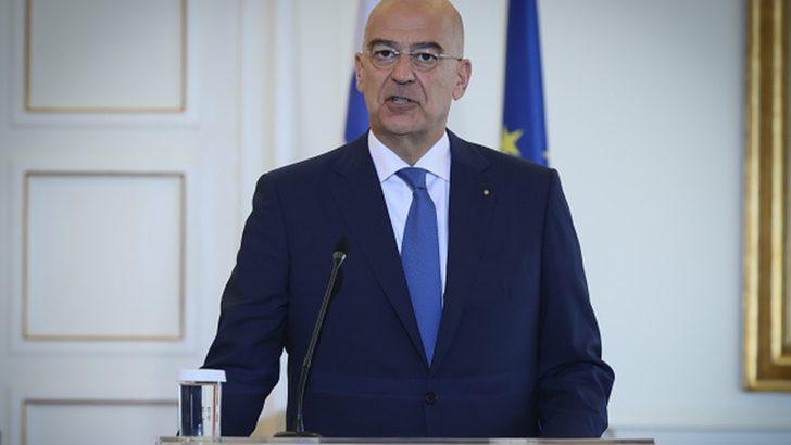 Yunanistan Dışişleri Bakanı Dendias: Cumhurbaşkanı Erdoğan bölgede önemli bir liderdir