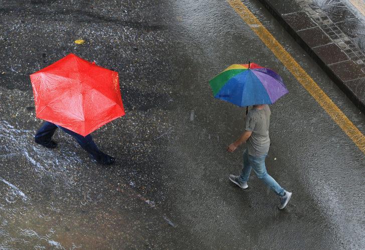 Meteoroloji'den kuvvetli yağış uyarısı! Bu bölgelerde yaşayanlar dikkat (11 Temmuz yurtta hava durumu)