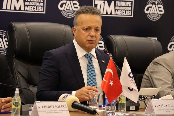 TİM Başkanı İsmail Gülle Kilis'te İhracatçılarla Sohbet Toplantısı'nda konuştu: