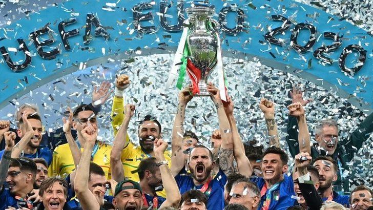EURO 2020 Şampiyonluğu İtalya basınında: 'Hayal gerçek oldu'