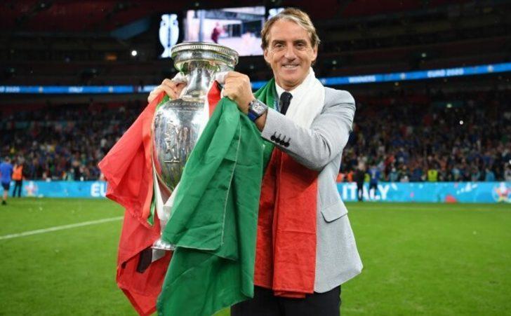 "Roberto Mancini: ""Bu zaferi hak ettik"""