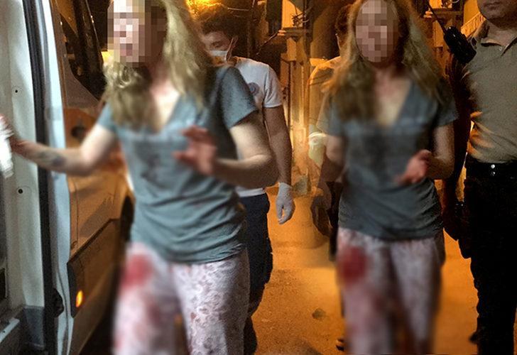 Adana'da iki kadın arasında kavga! Kanlar içerisinde kaldı - Son Dakika  Haberler