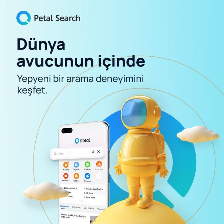 Türkiye'de Yepyeni Bir Arama Deneyimi: Petal Search