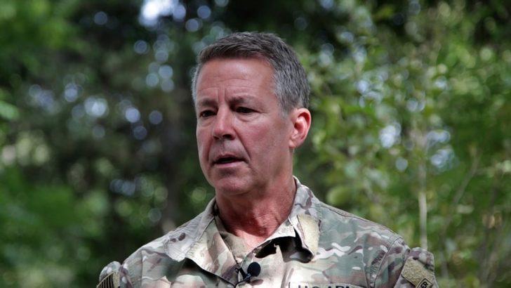 Afganistan'daki ABD'li General Görevi Bırakıyor