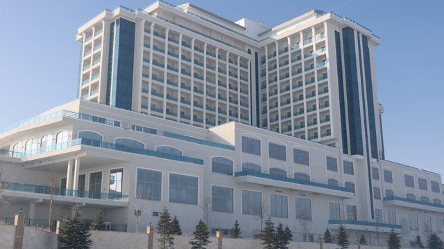 5 yıldızlı otel icradan satışa çıkartıldı