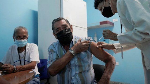 Küba, kendi koronavirüs aşısını geliştirdi.