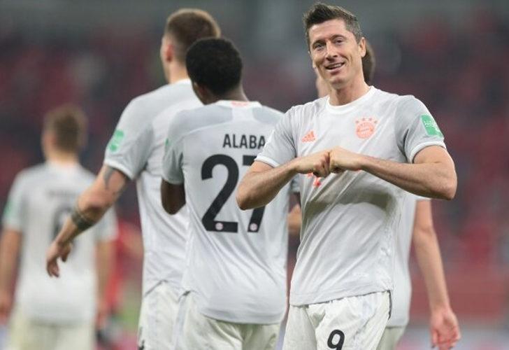 Lewandowski, Real Madrid'den teklif bekliyor