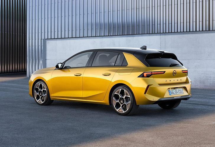 Yeni Opel Astra resmen tanıtıldı! İşte tasarımı ve özellikleri