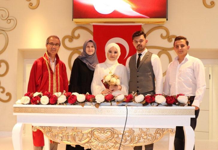 Nikah sayısında büyük artış! 18 yılın rekoru kırıldı