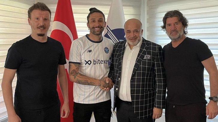 Adana Demirspor Lucas Castro'yu kadrosuna kattı