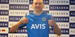 Fenerbahçe'de Attila Szalai idmana çıktı