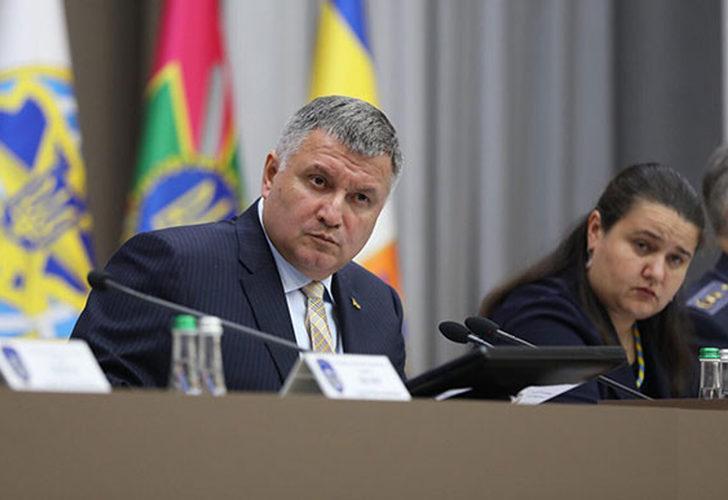 Ukrayna İçişleri Bakanı Avakov, görevinden istifa etti