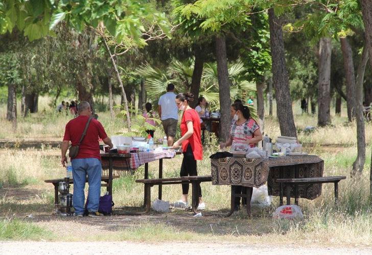 İzmir'de ormanlara giriş yasaklandı