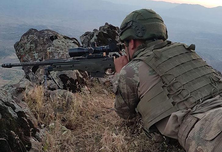 MSB: Fırat Kalkanı bölgesinde 3 terörist daha etkisiz hale getirildi