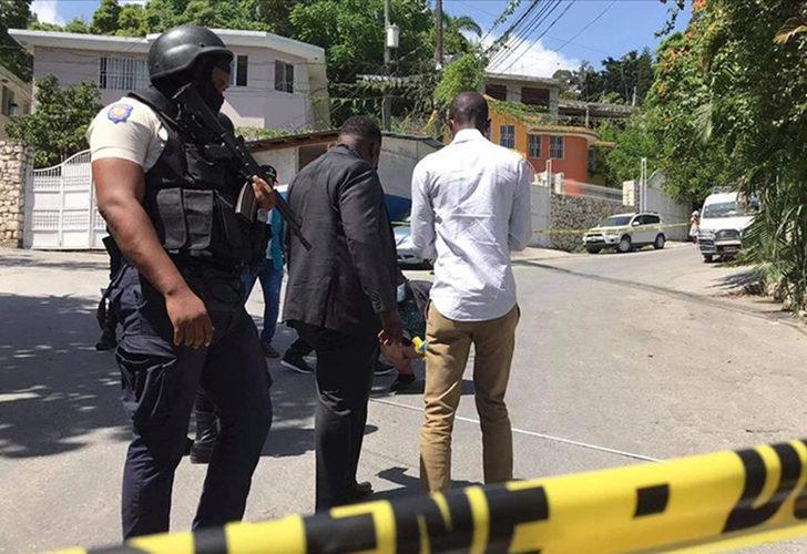 Haiti Devlet Başkanı'na suikasttan gözaltına alınanlardan bazılarının ABD'de eğitim gördüğü ortaya çıktı
