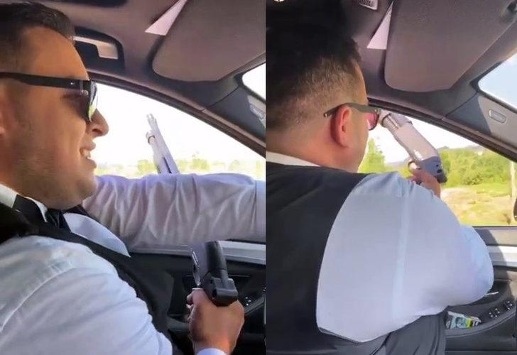 Gelin alma sonrası damadın yaptıkları sosyal medyada tepki çekti
