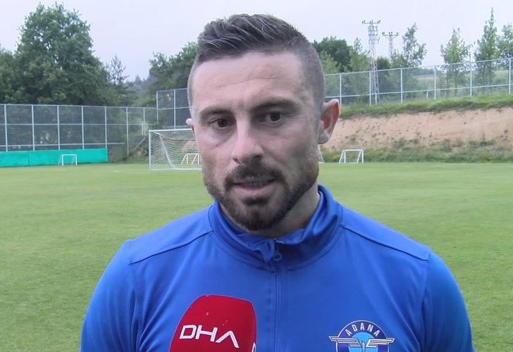 Adana Demirsporlu Kaan Kanak: Süper Lig'e damga vuracağız
