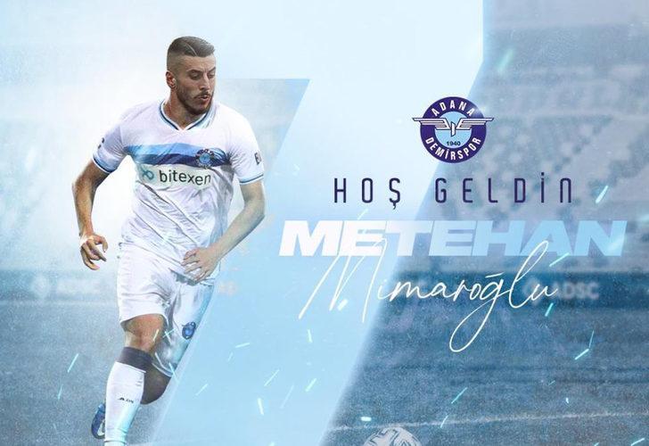 Metehan Mimaroğlu, Adana Demirspor'da