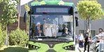 Sanayi İşbirliği Projesi kapsamında geliştirilen yerli çevre dostu elektrikli otobüs Samsun'a hizmet edecek