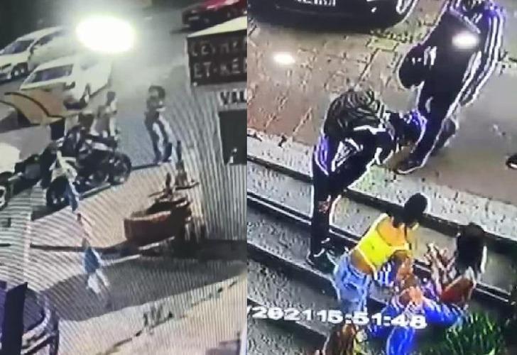Başakşehir'de feci kaza! Genç kıza motokurye çarptı