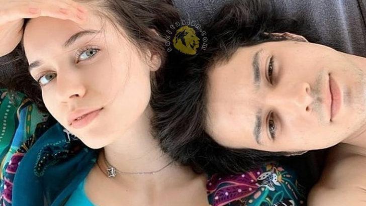 Romantizm onlara göre değil! Afra Saraçoğlu ve Mert Yazıcıoğlu çiftinden güldüren fotoğraf