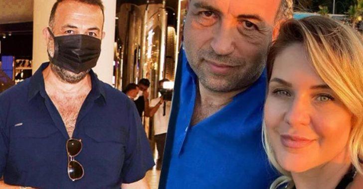 Tolga Karataş, eski eşi Emine Ün'ün kız kardeşiyle görüntülendi