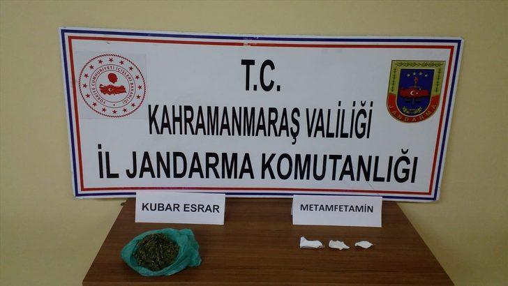 Kahramanmaraş'ta uyuşturucu operasyonlarında 4 şüpheli yakalandı