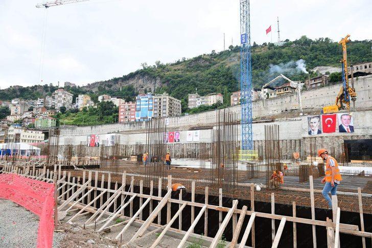 TOKİ'den Trabzon'a 19 yılda 7 bin 713 konut