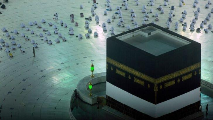 Suudi Vatandaşları Hac Ziyareti Yapıyor