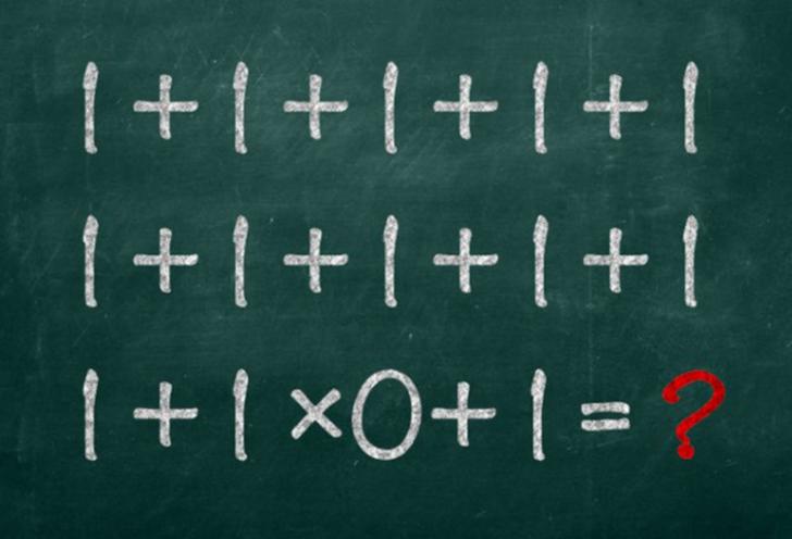 Matematik dehaları iş başına! Kendinizi dört işlemin büyüsüne kaptırmaya hazır mısınız?