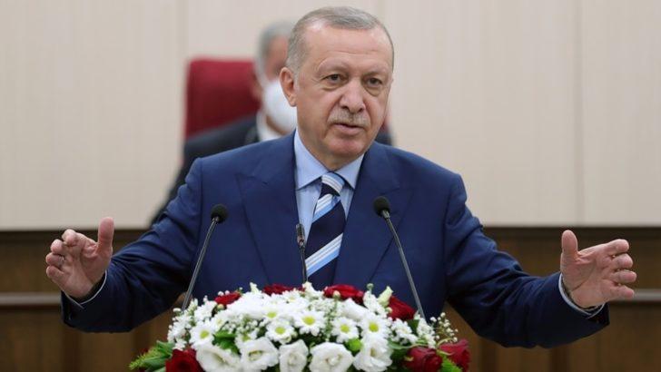 Erdoğan'ın KKTC'ye Müjdesi Külliye ve Millet Bahçesi