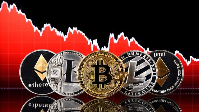 Bitcoin'de günün ilk rakamları!