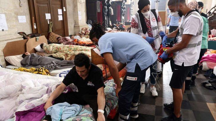 Belçika'da sol partilerden 'Açlık grevindeki mültecilerden biri bile ölürse koalisyonu bozarız' tehdidi