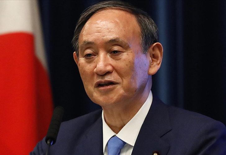 Suga: Tokyo Olimpiyatları'nı nihayete erdirmeyi başarabiliriz