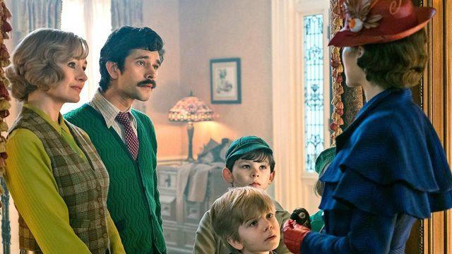 Mary Poppins: Sihirli Dadı filmi konusu ne?