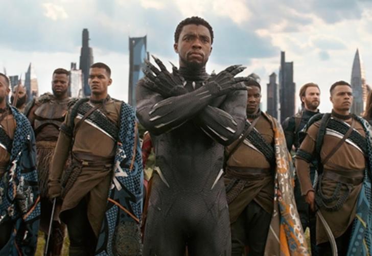 Marvel'e geri dönüyor! Black Panther 2 filmi kadrosundaki dev isimlerle göz dolduruyor