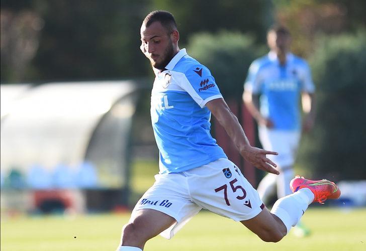 Trabzonspor, Faruk Can Genç'in sakatlandığını açıkladı