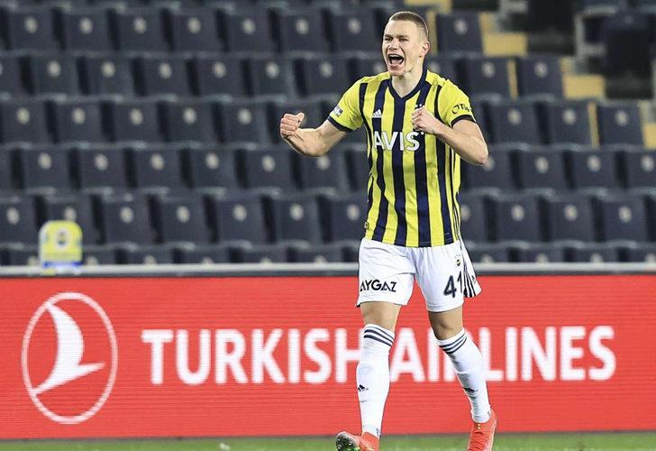 Fenerbahçe'ye Attila Szalai için 176 milyonluk teklif!
