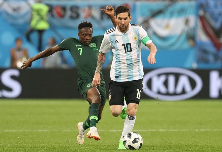 Fatih Karagümrük Ahmed Musa'yı transfer etti!