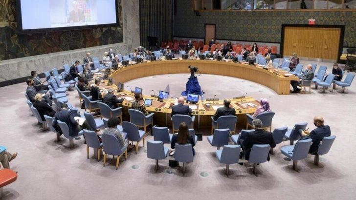 BM Güvenlik Konseyi'nde 'Maraş' Tartışıldı