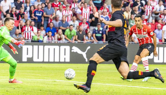 PSV 5-1 Galatasaray (Maç sonucu)