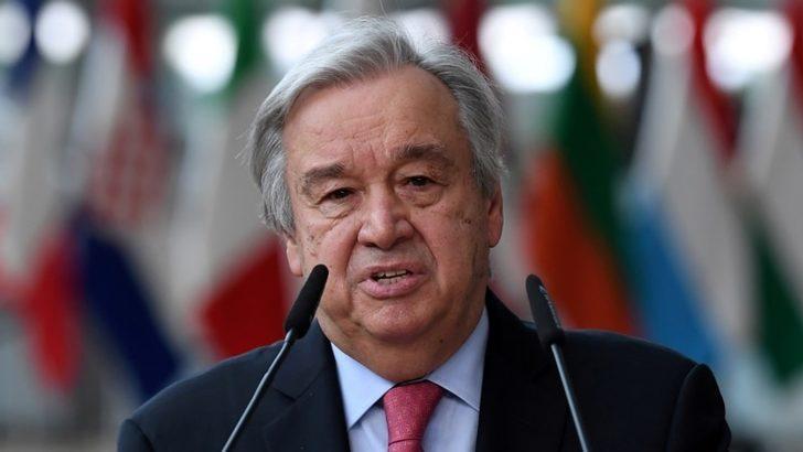 """Guterres: """"Maraş Konusundaki Açıklamalar Endişe Verici"""""""