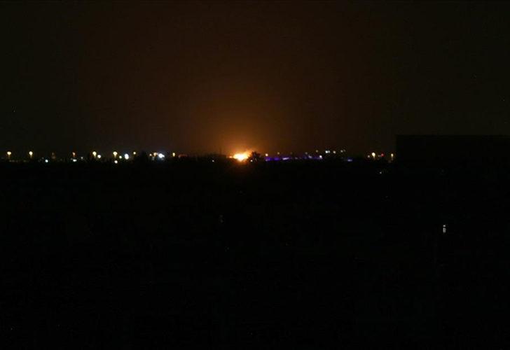 Esad rejimi, İsrail'in Suriye'ye hava saldırısı düzenlediğini iddia etti