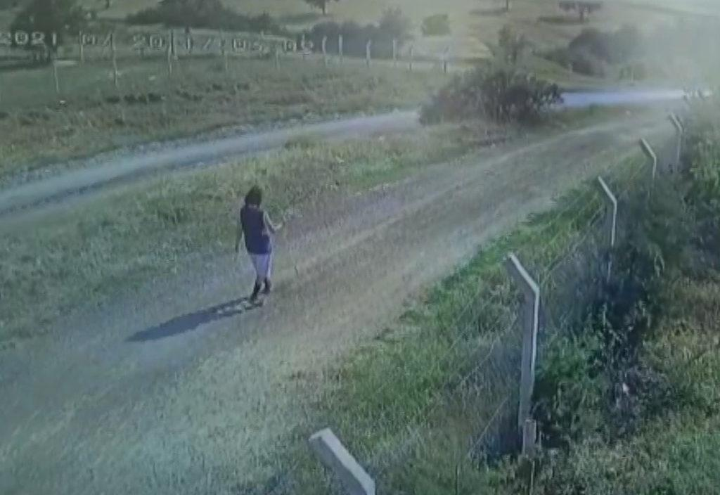 Kaçan kurbanlığı yakalamak isterken kaybolan Onur Alp Eker'den acı haber geldi