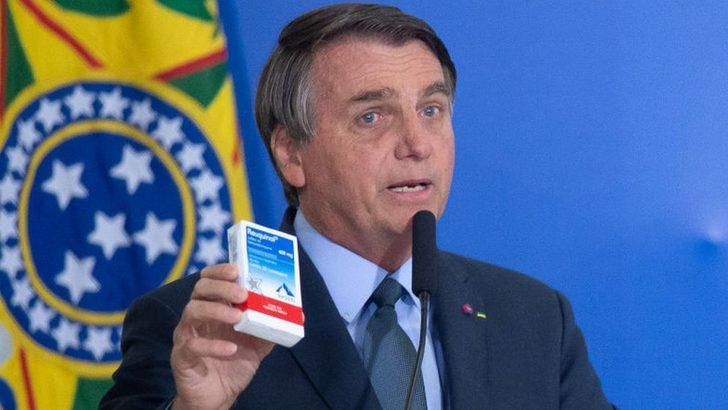 YouTube, Brezilya Devlet Başkanı Bolsonaro'nun videolarını 'Covid'le ilgili yanlış bilgi yaymaktan' kaldırdı