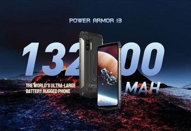 Ulefone Power Armor 13 özellikleri